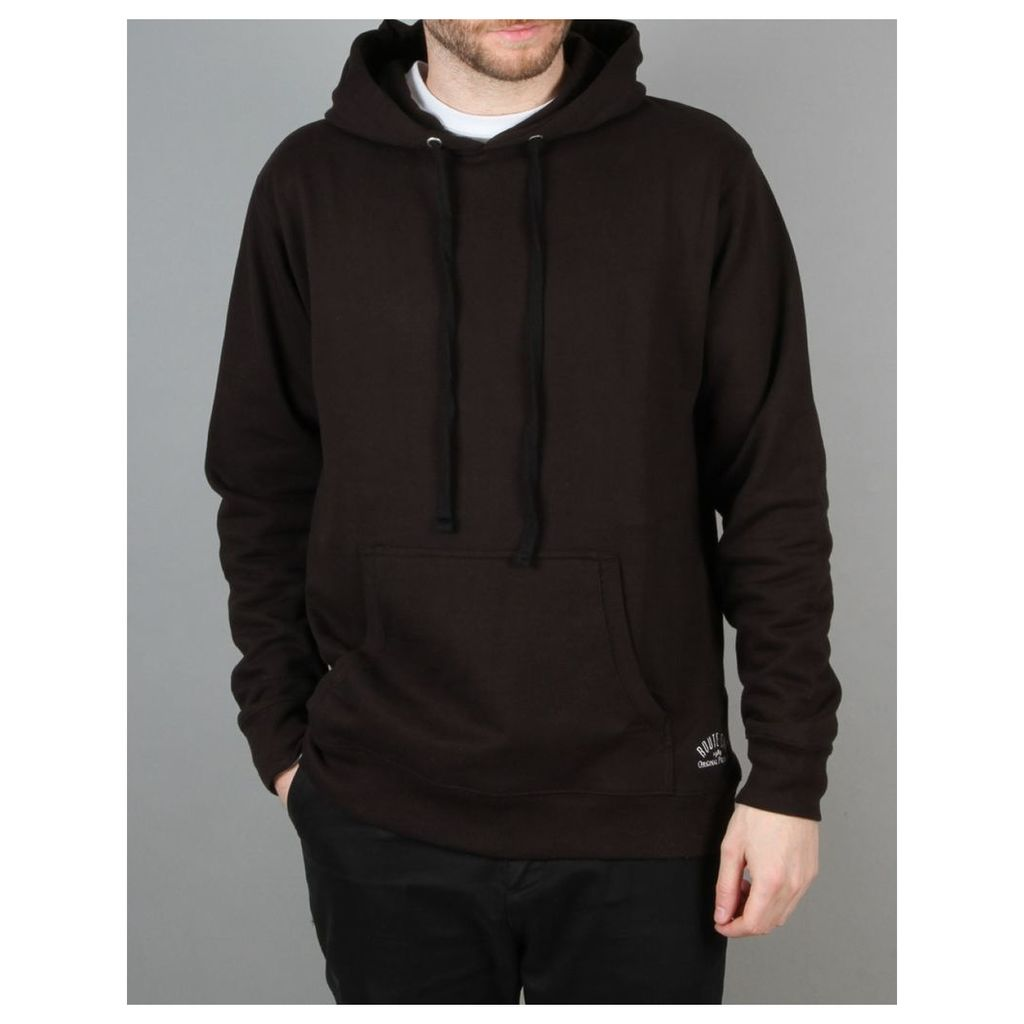 Route One Basic Pullover Hood - Black (L)