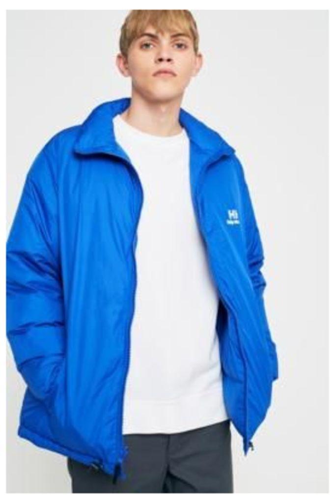 Helly Hansen Blue Down Jacket, Blue