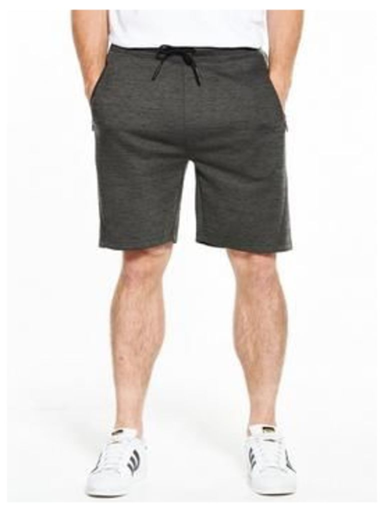 V by Very Mens Active Short, Charcoal, Size 2Xl, Men