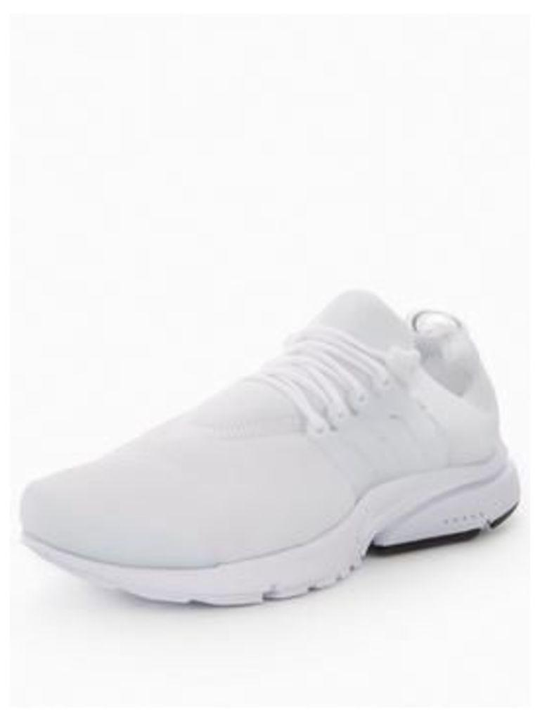 Nike Air Presto Essential, White/White, Size 6, Men