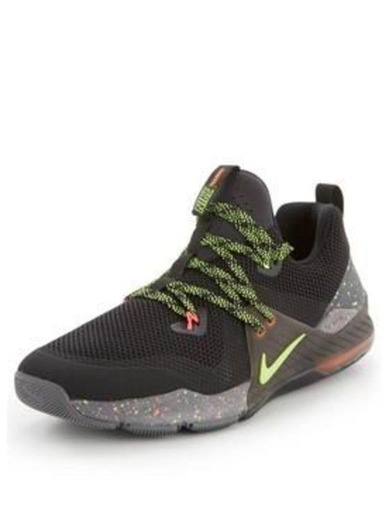 Nike Zoom Command, Black/Volt, Size 6, Men
