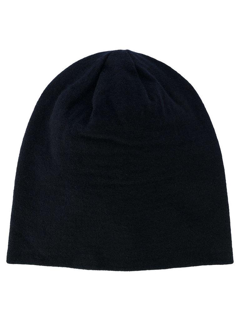 Roberto Collina - knitted hat - men - Merino - One Size, Blue