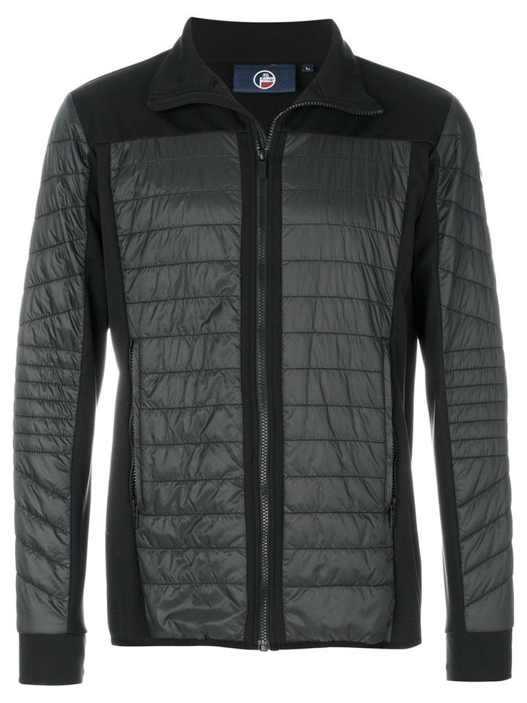 Fusalp - Ted zipped jacket - men - Polyamide/Polyester/Polyurethane - L, Black
