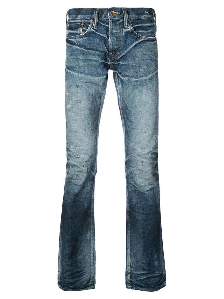 Prps - Breezy Demon jeans - men - Cotton - 34, Blue