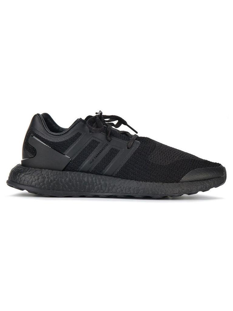 Y-3 - PureBoost sneakers - men - Polyester/Spandex/Elastane/rubber - 11, Black
