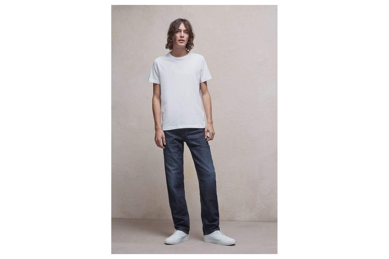 72-Denim Stretch Regular Fit Jeans - dark-authentic