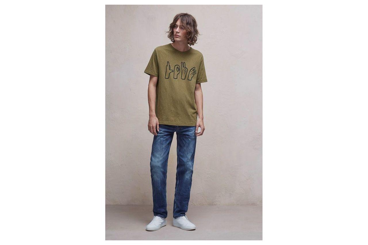 72-Denim Stretch Regular Fit Jeans - mid-authentic