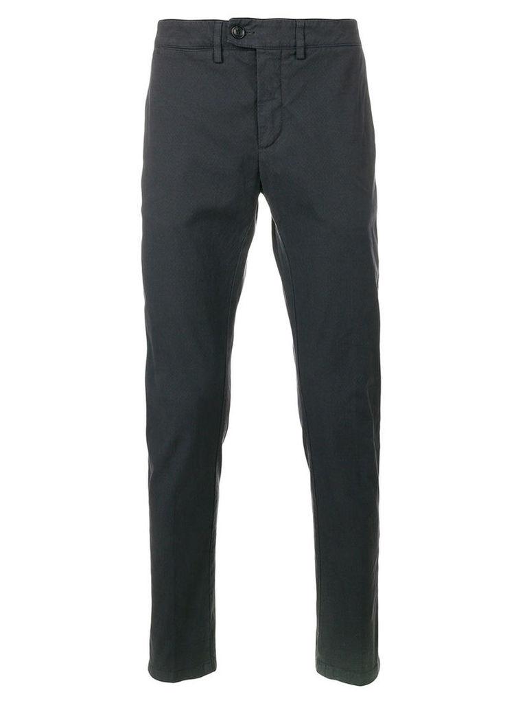 Department 5 - straight-leg trousers - men - Cotton/Spandex/Elastane - 33, Grey