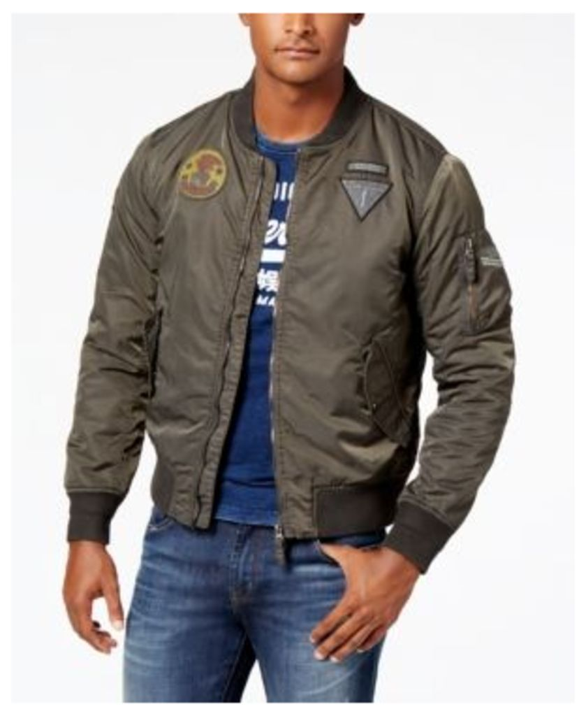 Superdry Men's Limited Edition Flight Bomber Jacket