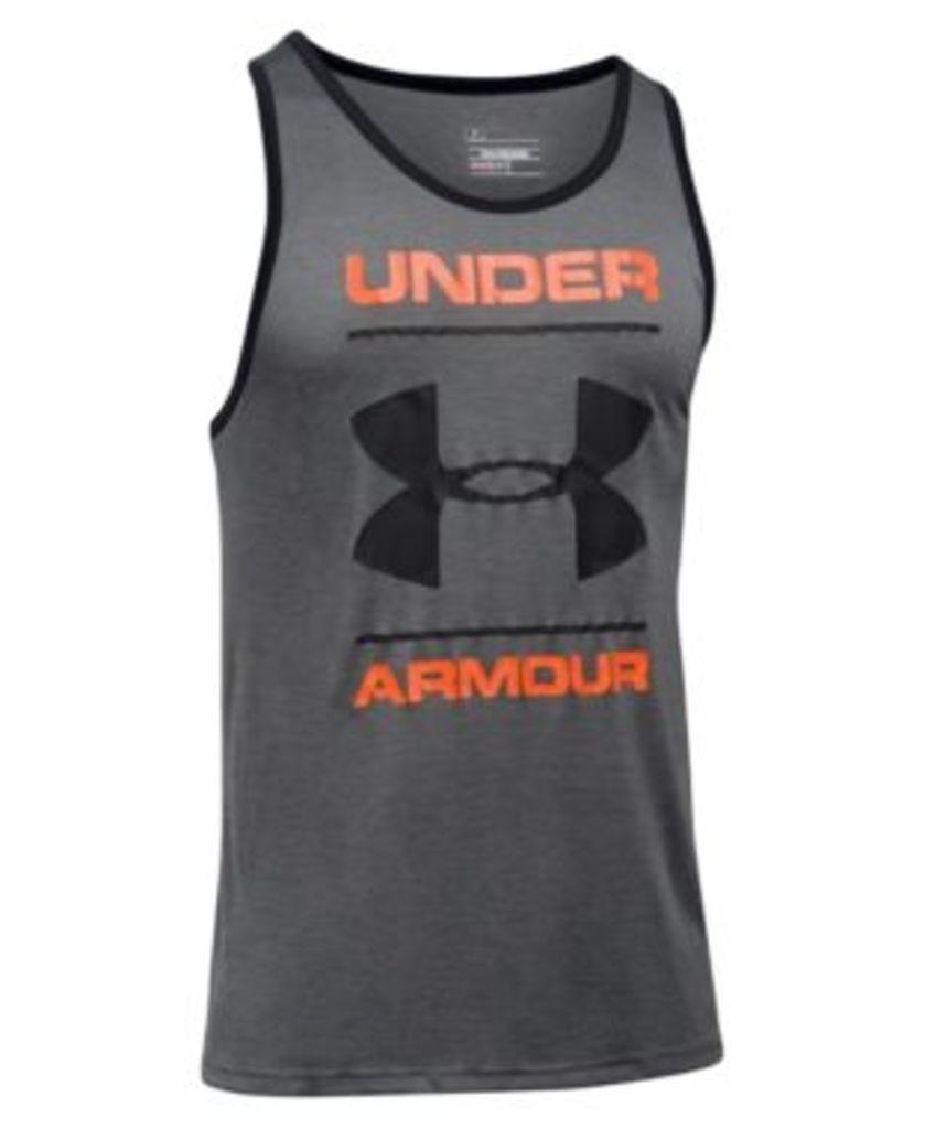 Under Armour Men's Tech Logo Tank Top