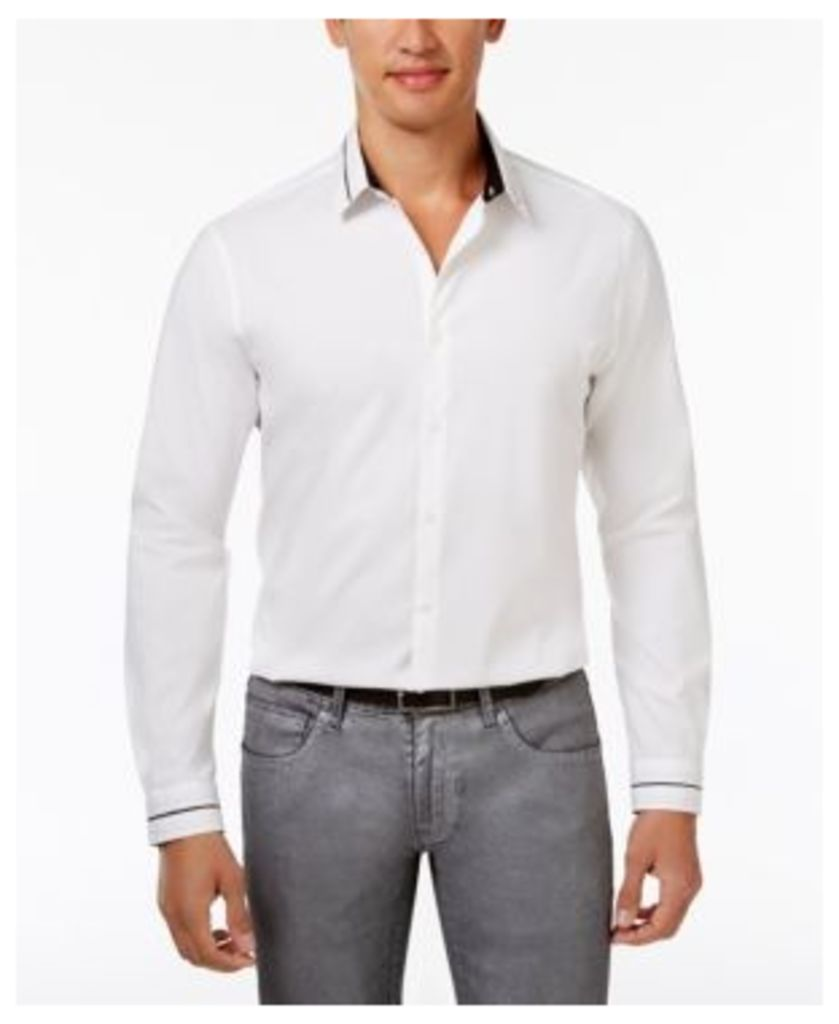 Inc International Concepts Men's Stretch Shirt, Created for Macy's