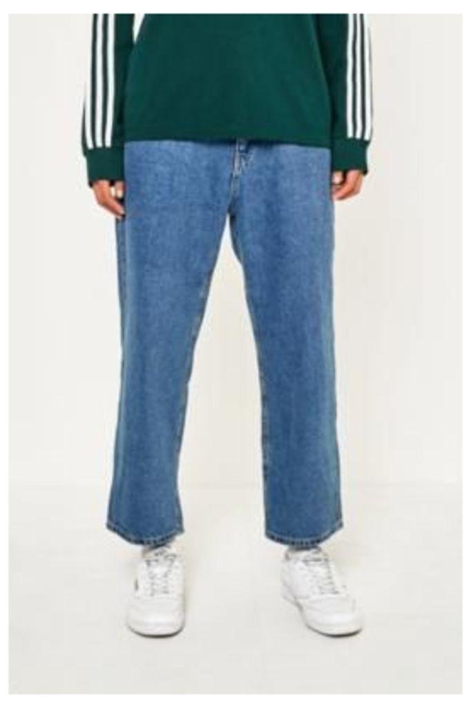 BDG Wide Boi Light Blue Jeans, Blue