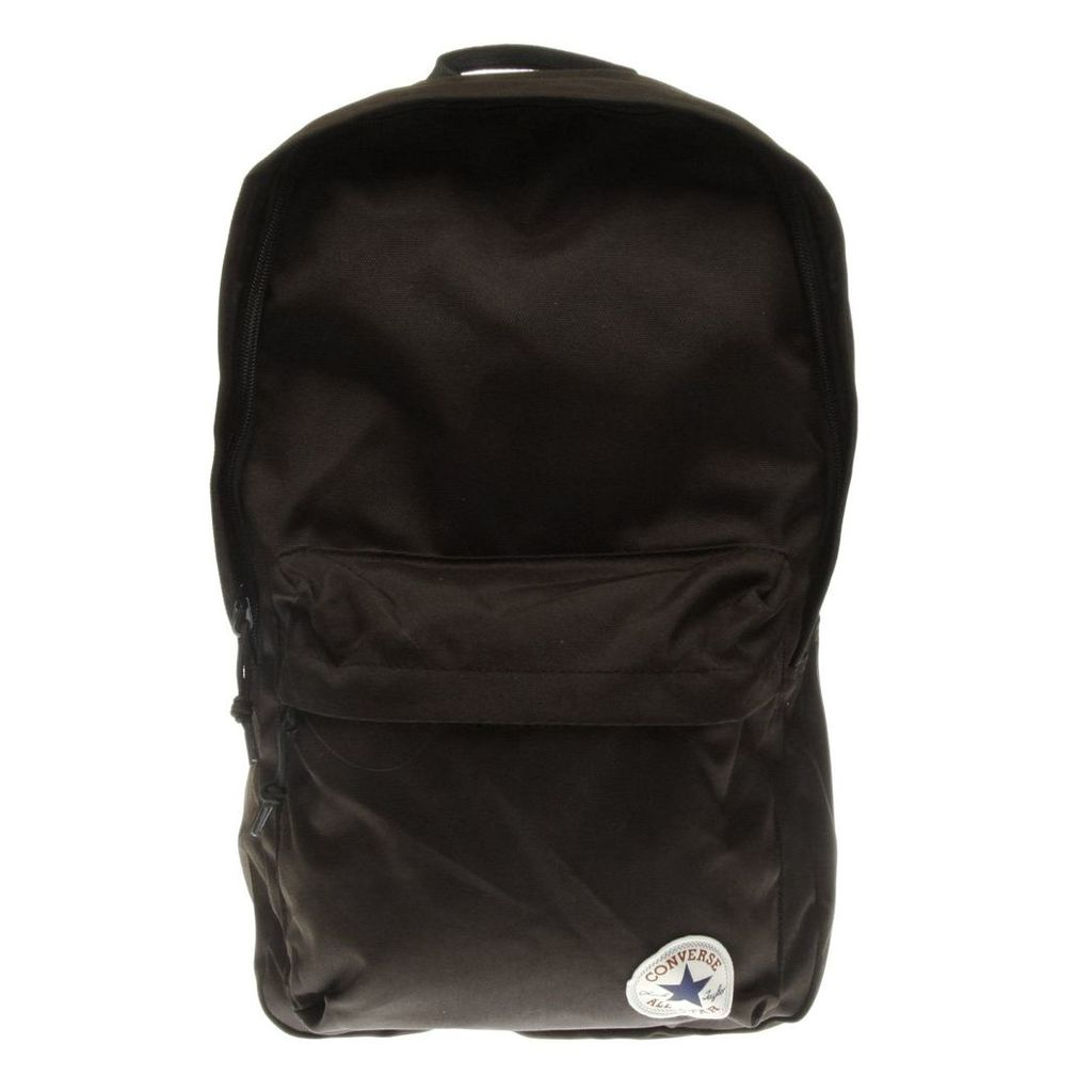 converse black poly backpack bags