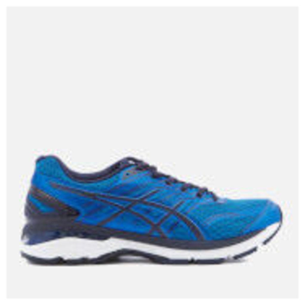 Asics Running Men's GT-2000 5 Trainers - Directoire Blue/Peacoat/White