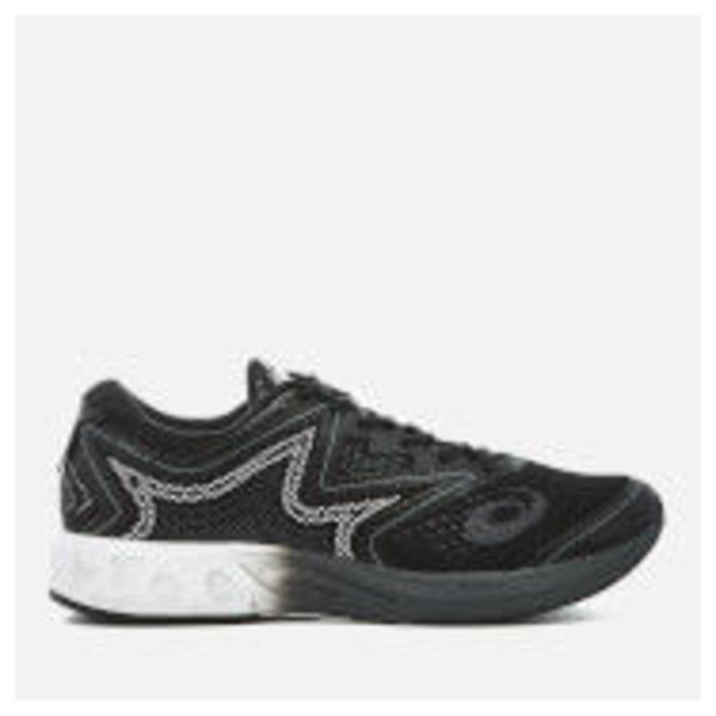 Asics Running Men's Gel Noosa Free Foam Trainers - Black/White/Carbon
