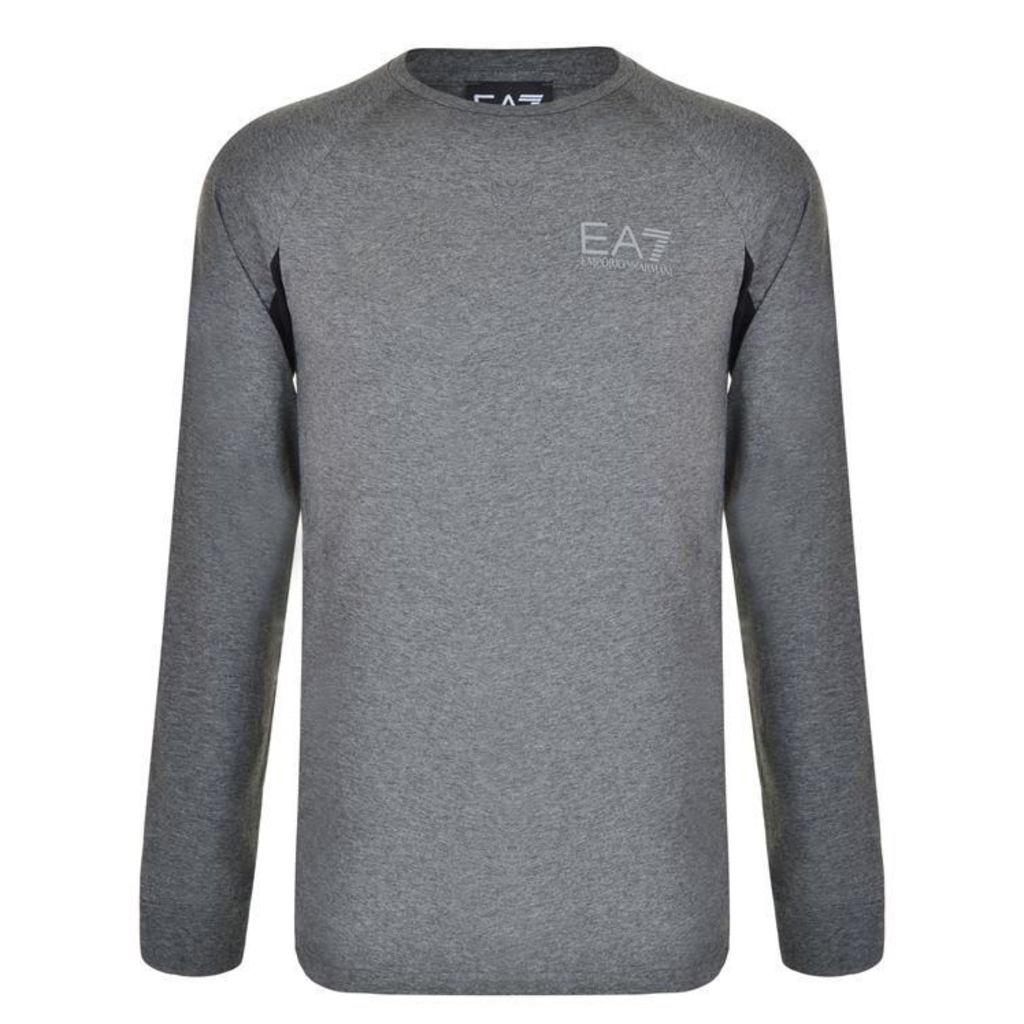 EA7 City Explorer Long Sleeved T Shirt
