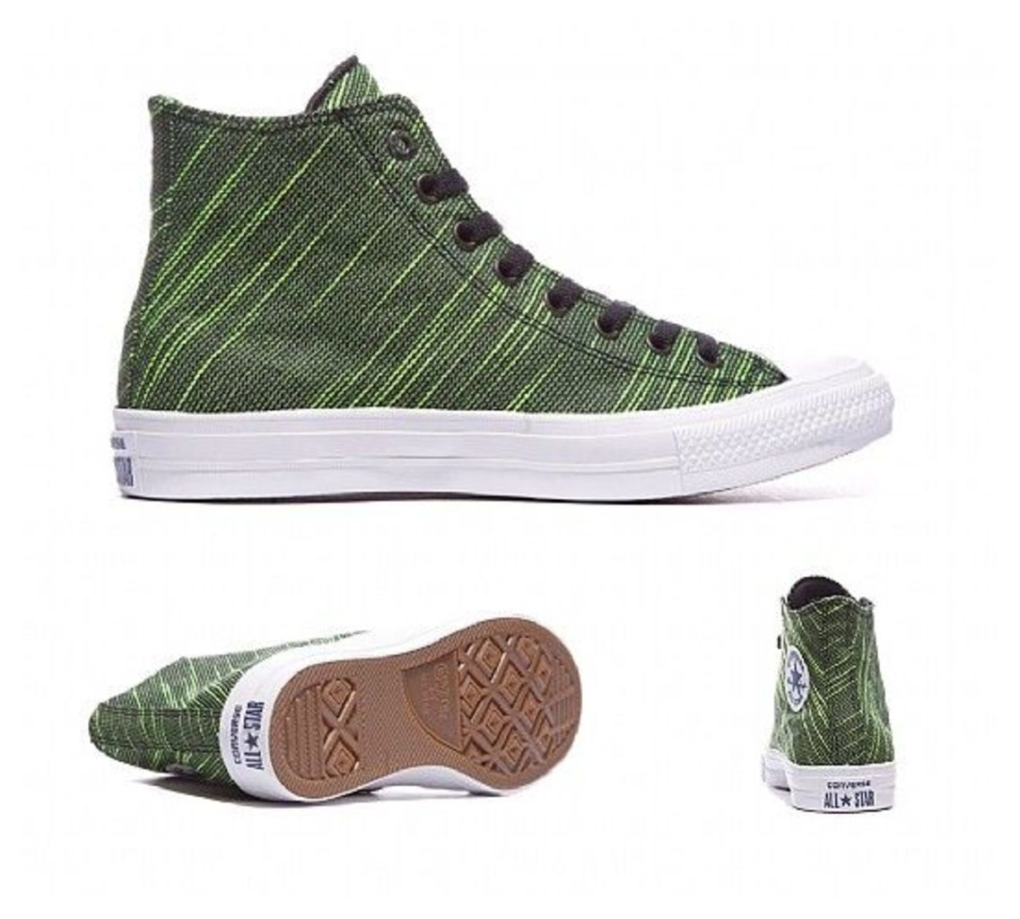 Chuck Taylor All Star II High Knit Trainer