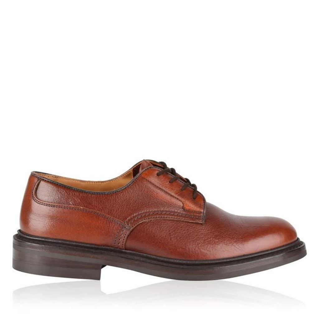 TRICKERS Woodstock Kudu Leather Shoes