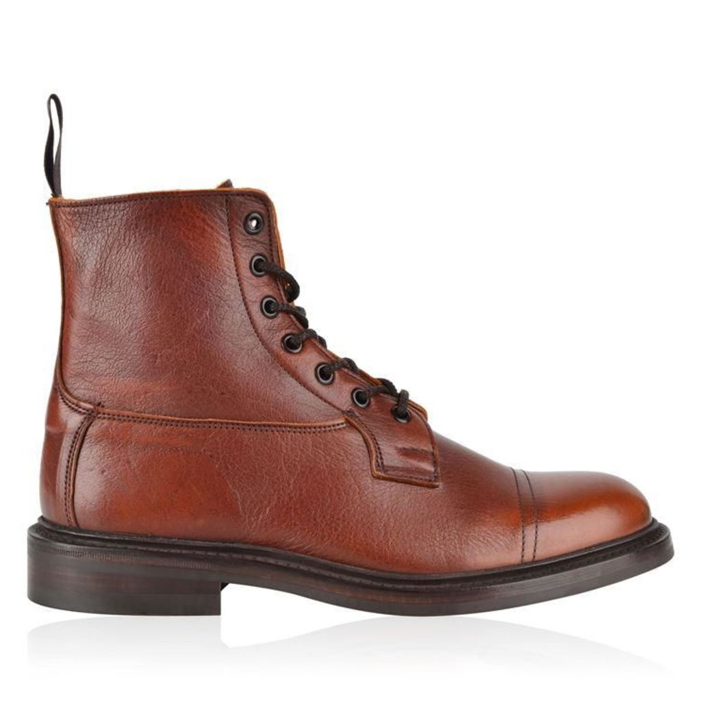 TRICKERS Grassmere Kudu Leather Boots
