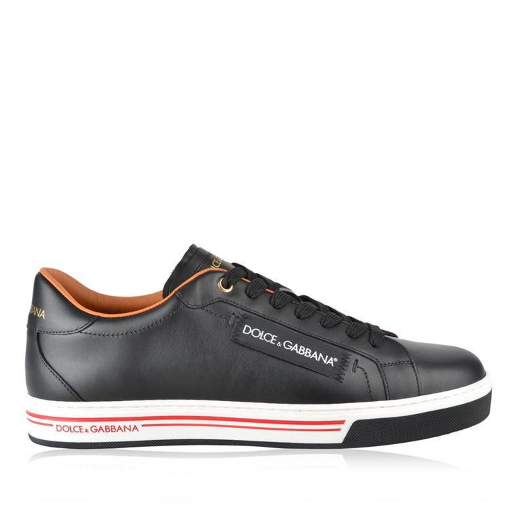 DOLCE AND GABBANA Sports Trim Trainers