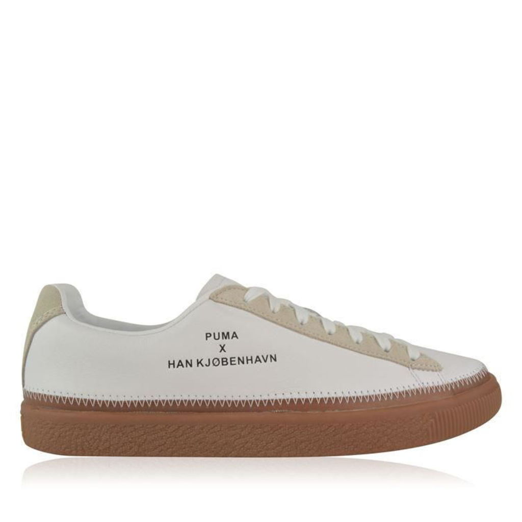 PUMA X Han Kjobenhavn Clyde Stitched Trainers