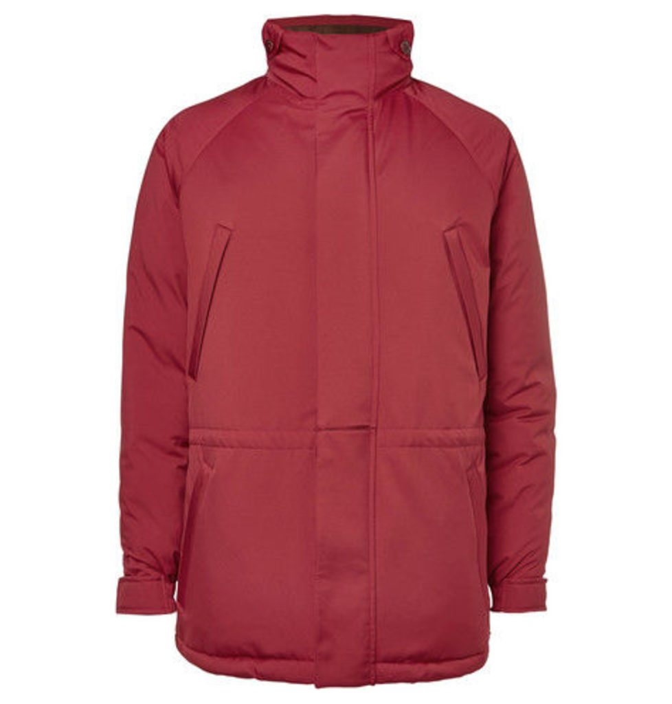 Loro Piana - Icer Storm System Shell Down Jacket - Red