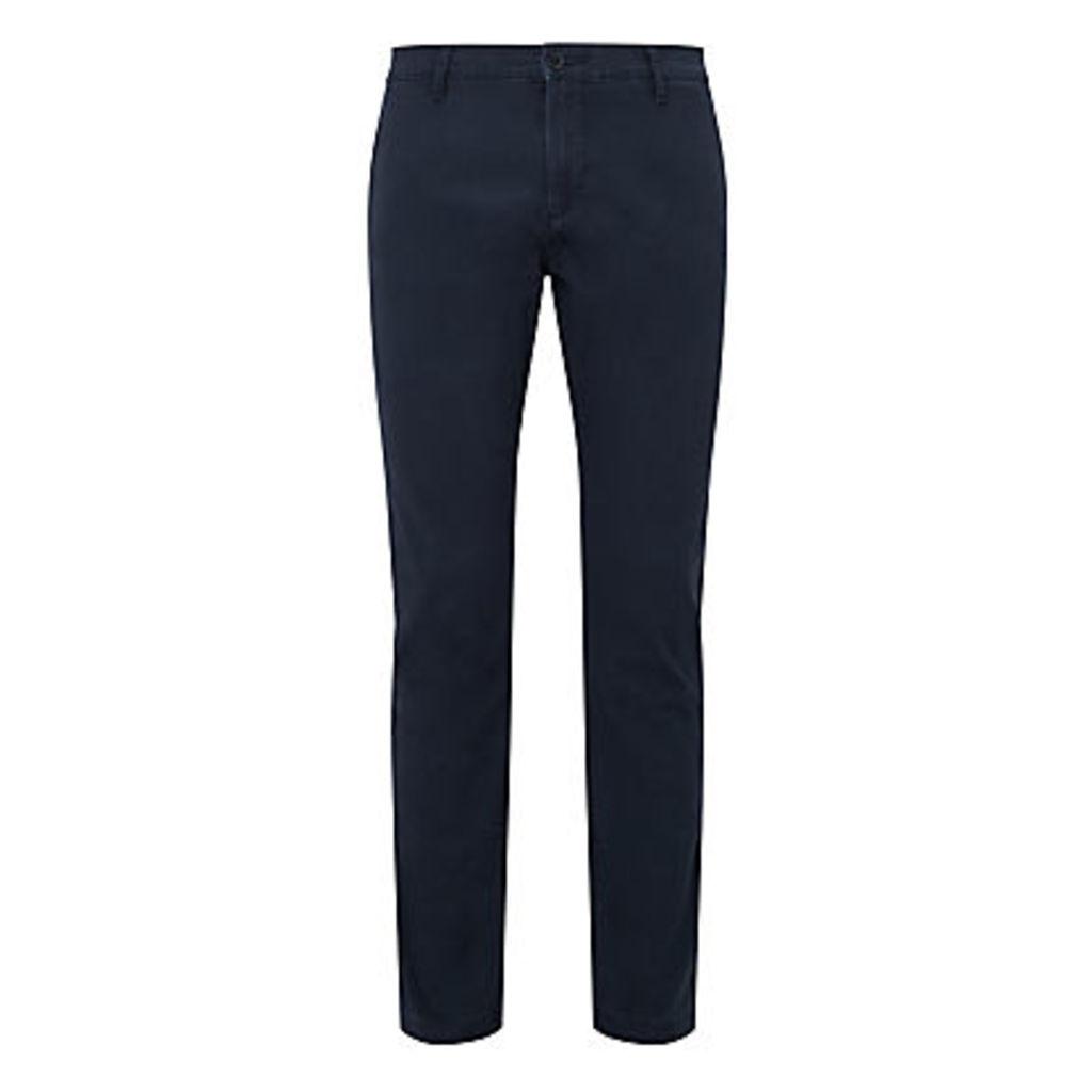 Dockers Washed Khaki Skinny Stretch Twill Trousers