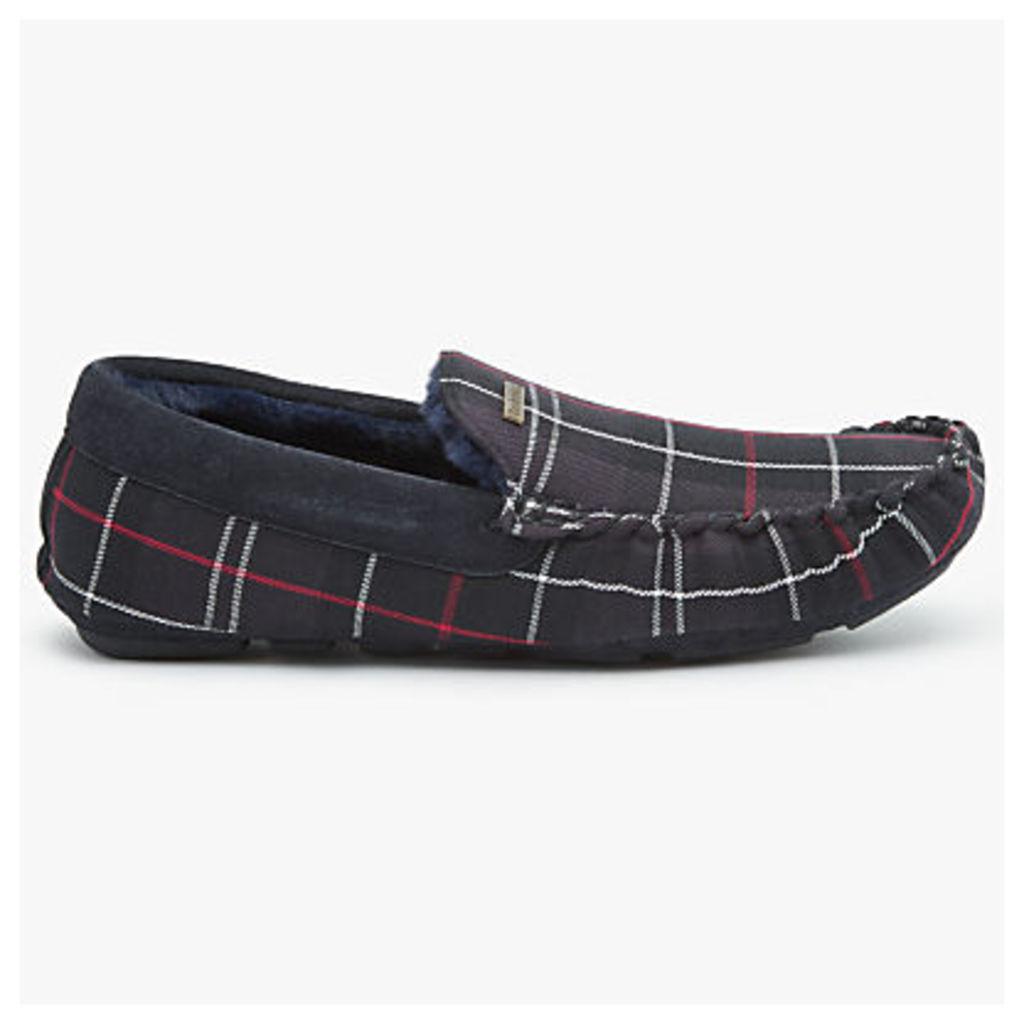 Barbour Monty Tartan Slippers