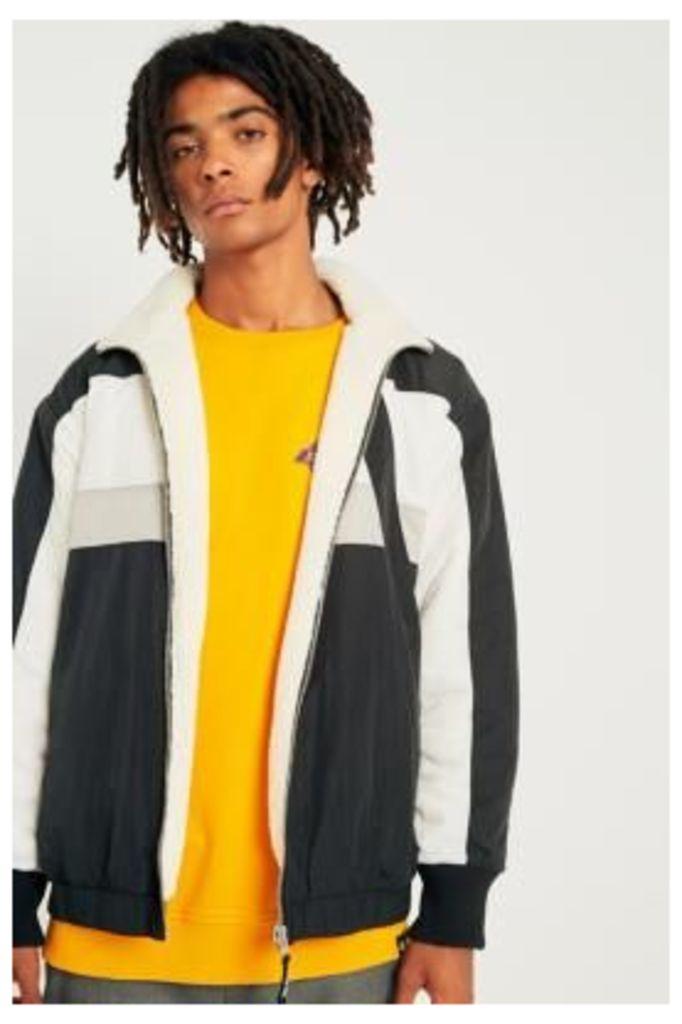 UO Borg Ski Jacket, Grey
