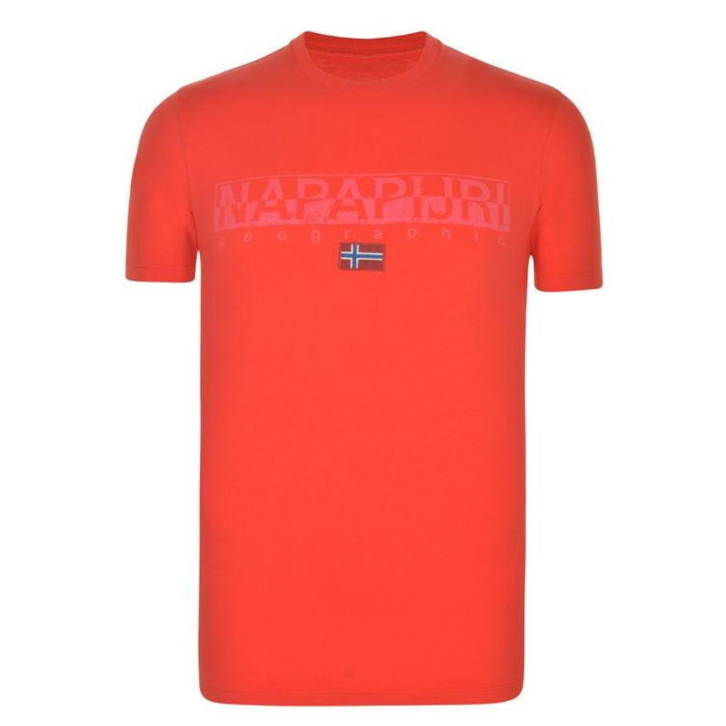 NAPAPIJRI Sapriol Short Sleeve T Shirt