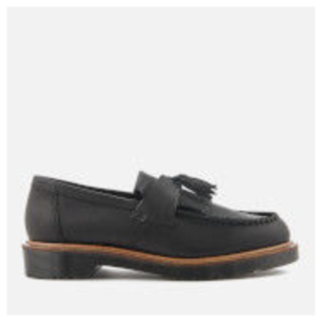 Dr. Martens Men's Core Adrian Leather Tassle Loafers - Black