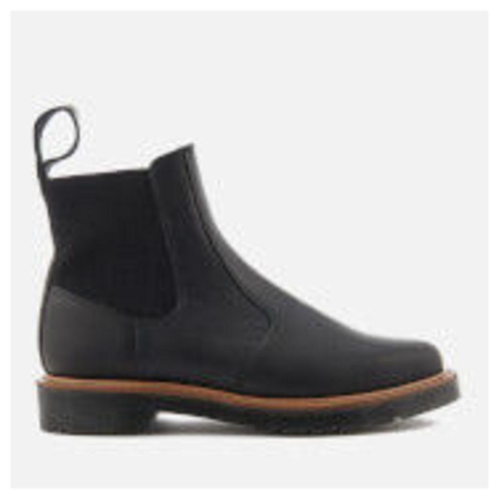 Dr. Martens Men's Core Hardy Leather Chelsea Boots - Black