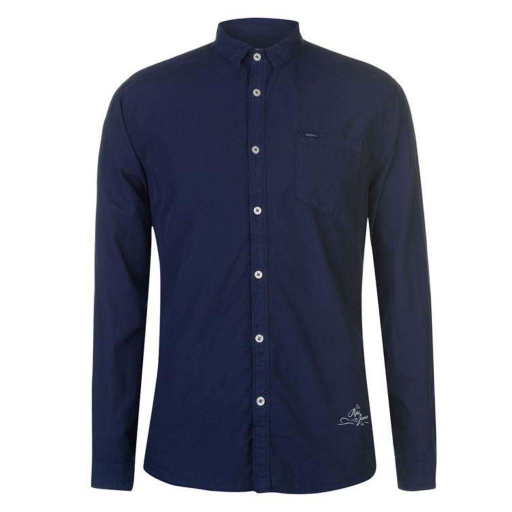 Pepe Jeans William Long Sleeve Shirt