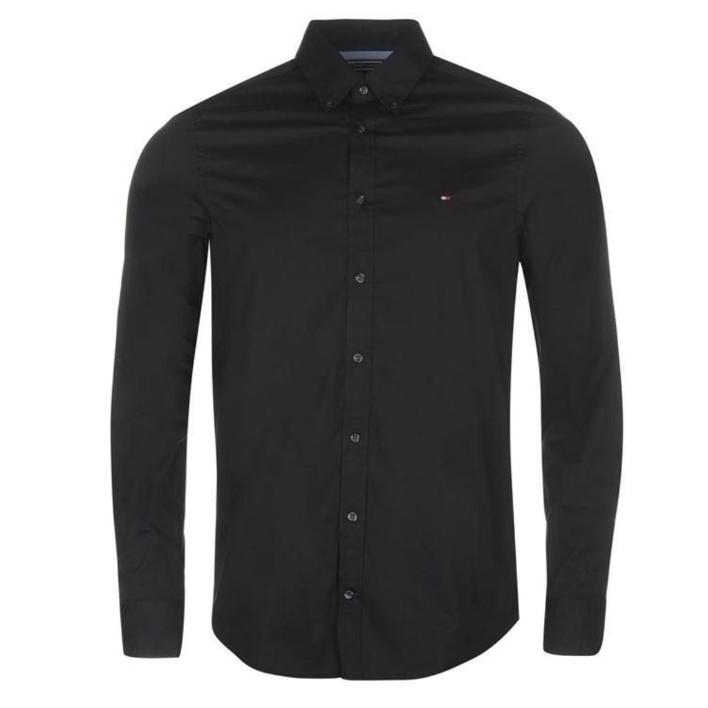 Tommy Hilfiger Stretch Poplin Shirt