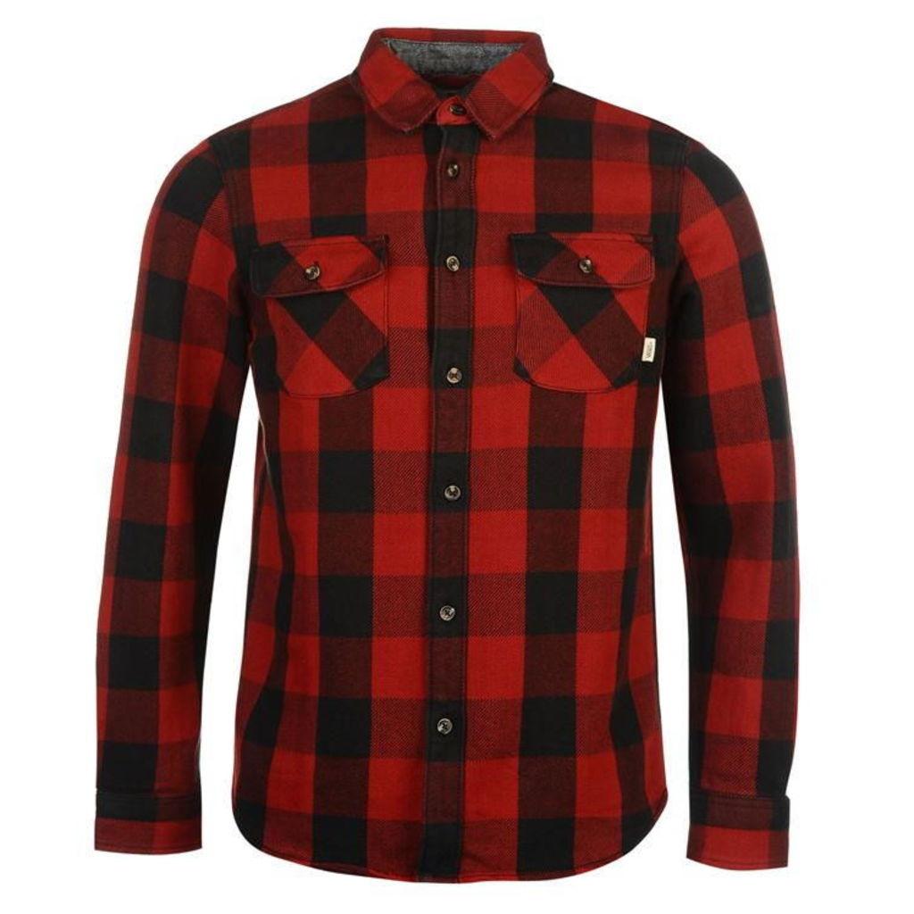 Vans Hixon II Long Sleeve Shirt