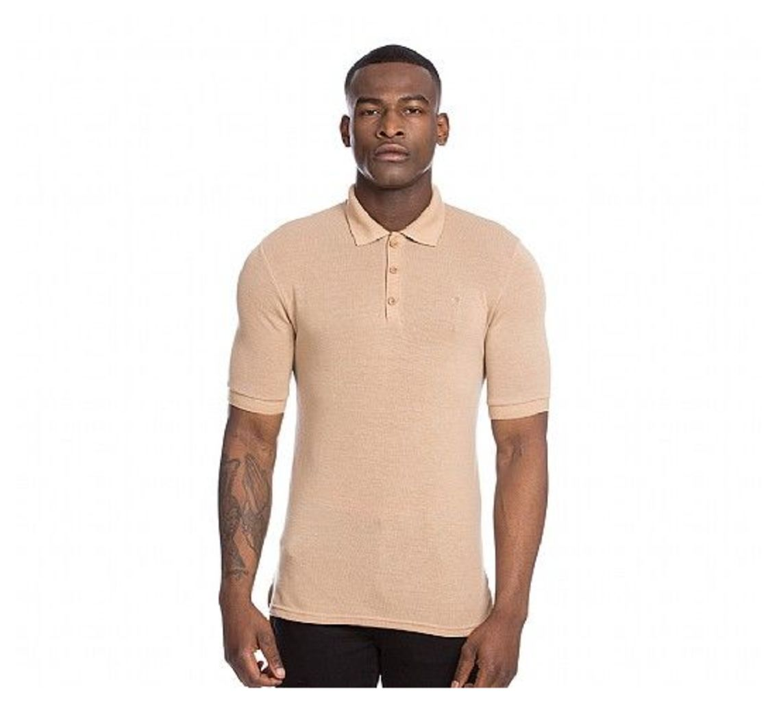 Quint Knitted Polo Shirt