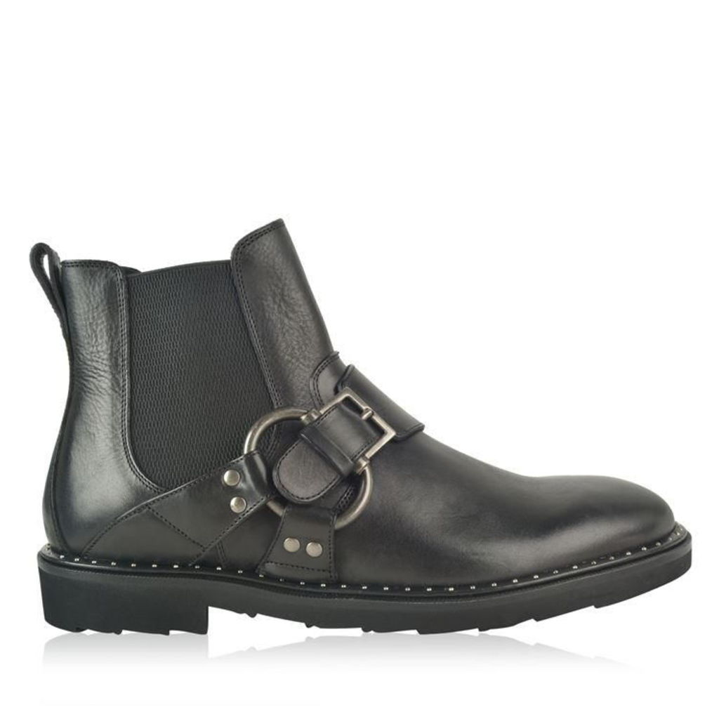 DOLCE AND GABBANA Milano Chelsea Boots