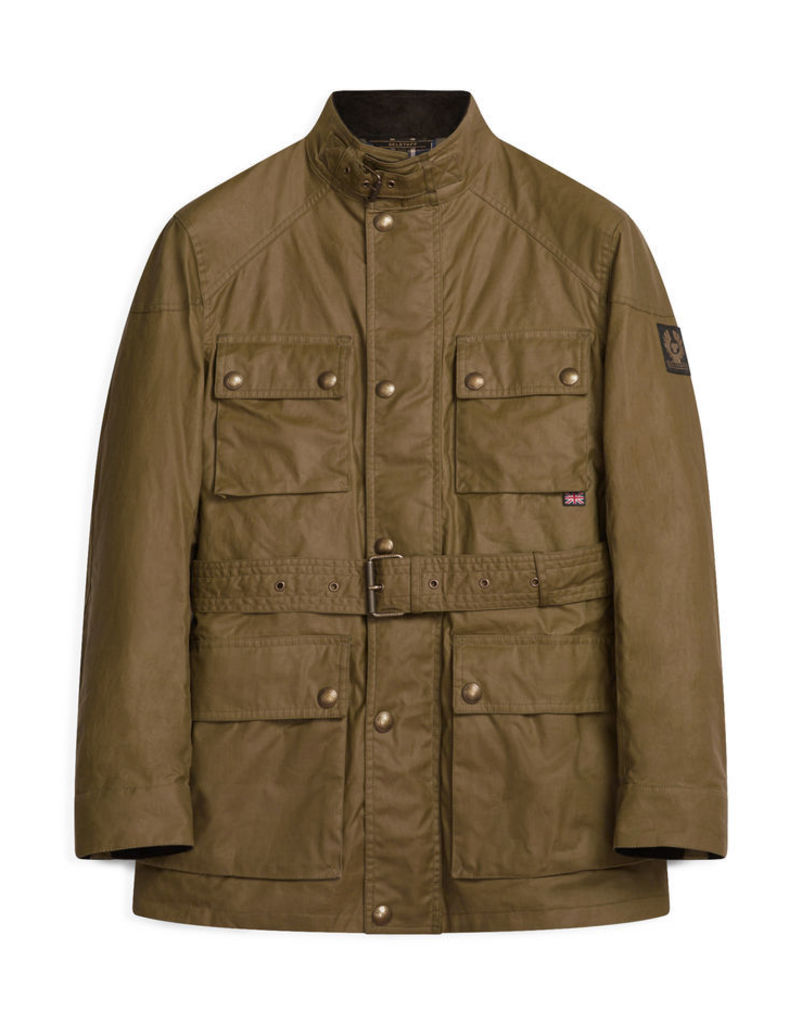 Belstaff The Roadmaster Jacket Grey