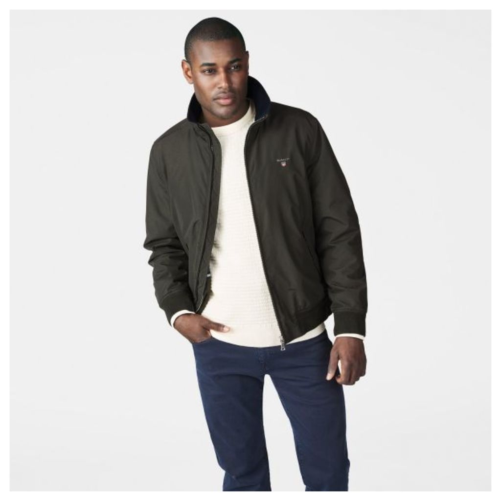 Hampshire Jacket - Country Green