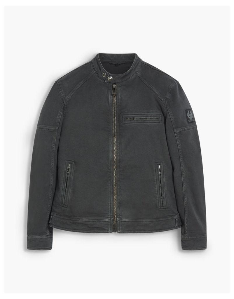 Belstaff Beckford Aw16 Blouson Jacket Grey