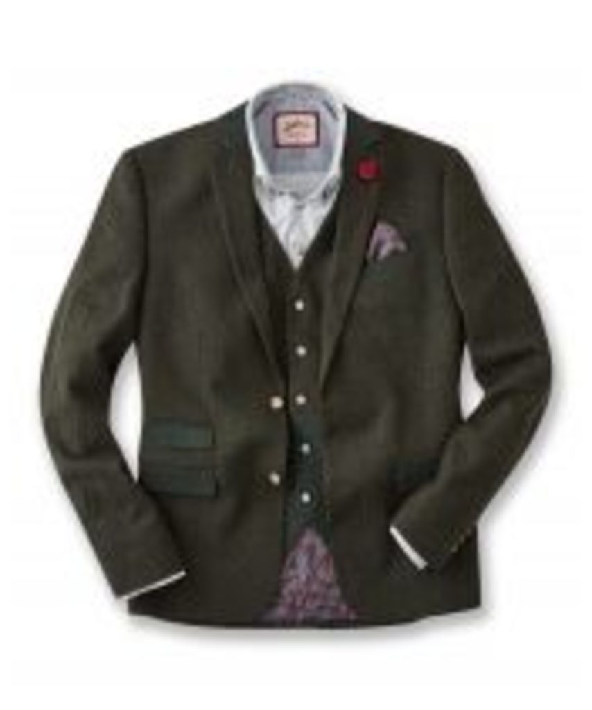 Tailored With A Twist Blazer