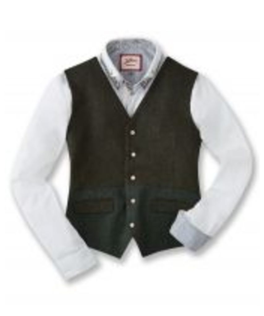 Tailored With A Twist Waistcoat