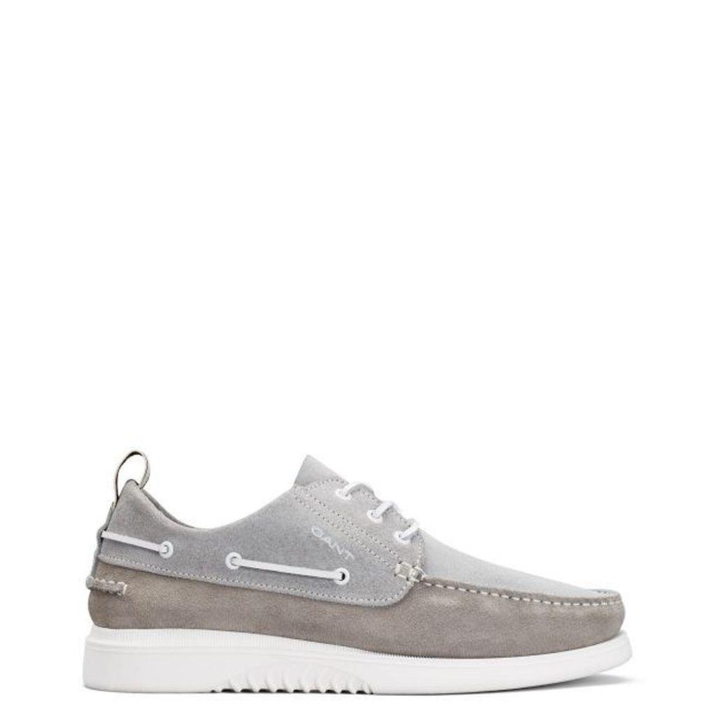 Dennis Deck Shoe - Graphite
