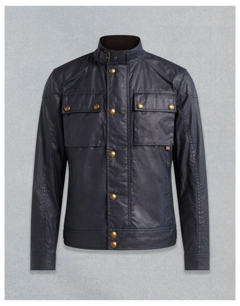 Belstaff Racemaster Jacket Blue