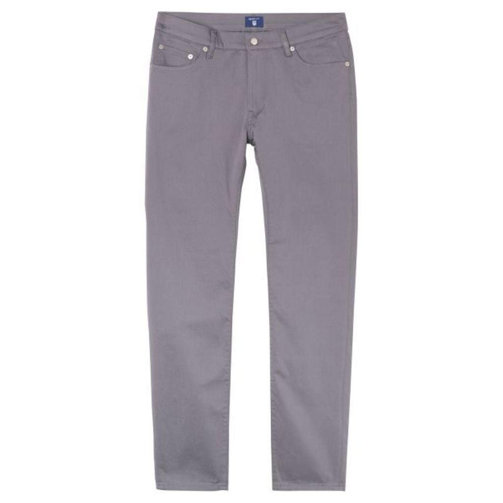 Slim Fit Jeans - Graphite