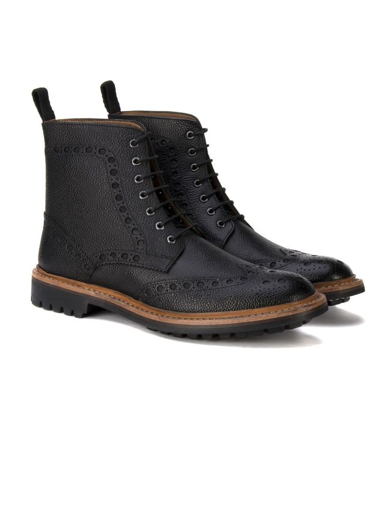 Goodyear Country Brogue Boot 10 Black