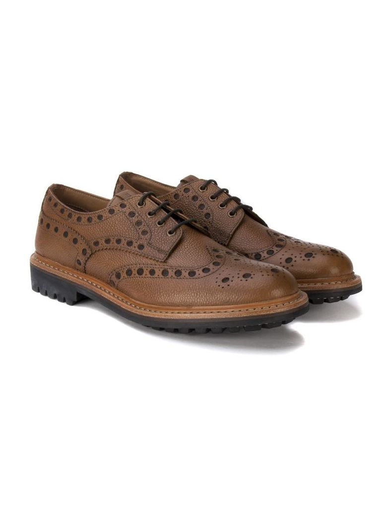Goodyear Chief Brogue 10 Tan