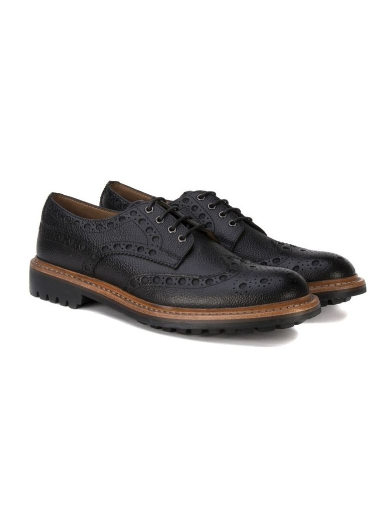 Goodyear Chief Brogue 10 Black