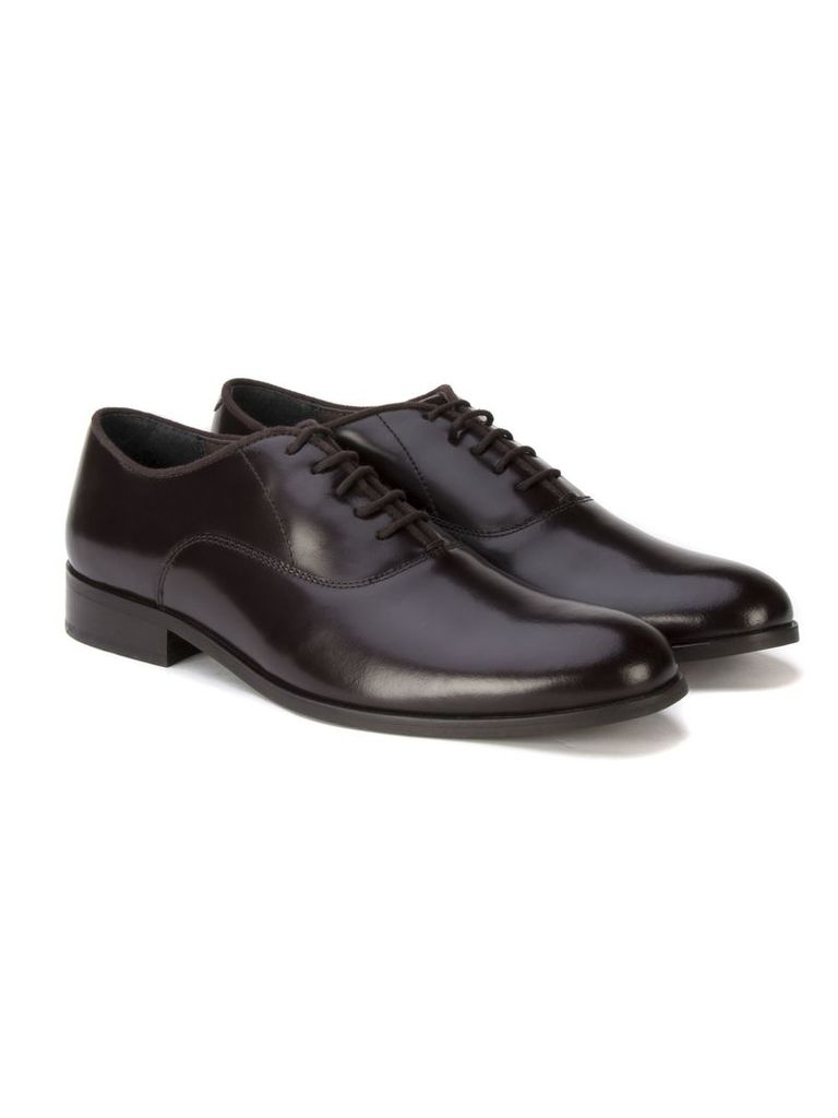 Totti Formal High Shine Shoe 10 OXBLOOD
