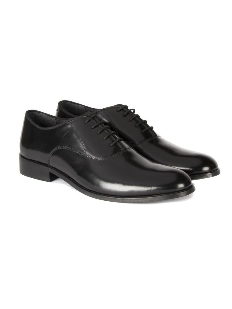 Totti Formal High Shine Shoe 10 Black
